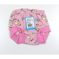 Трусы на памперс арт. 041к розовый