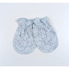 Царапки арт. 973и голубой