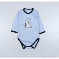 Боди детское арт. Т-04103И голубой-3