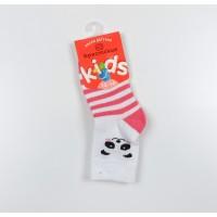 Носки детские арт. 14С3081 белые в полоску