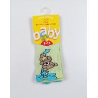 Носки детские арт. 18С3086 салатовый
