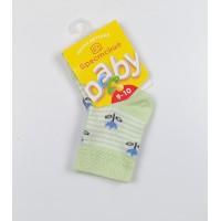 Носки детские арт. 14С3081 салатовый