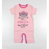 Песочник детский арт. ПК-1518 розовый кошка