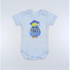 Боди детское арт. F002 голубой