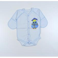 Боди детское арт. F003 голубой