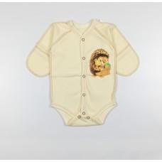 Боди детское арт. F003 желтый