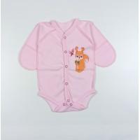 Боди детское арт. F003 розовый