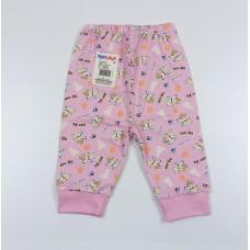 Штанишки детские арт. 014к розовый собачки