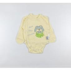 Боди детское арт. КЛ.110.004.0.139.011 желтый