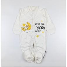 Комбинезон детский арт. КЛ.310.009.0.205.005 белый