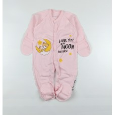 Комбинезон детский арт. КЛ.310.009.0.205.005 розовый