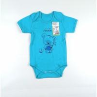 Боди детское арт. ПК-1502 голубой