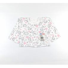 Распашонка детская арт. 005к розовый