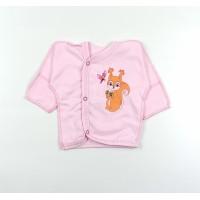 Распашонка детская арт. F009 розовый