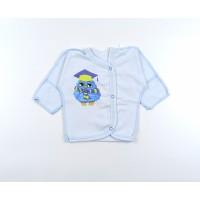 Распашонка детская арт. F009 голубой