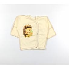 Распашонка детская арт. F009 желтый