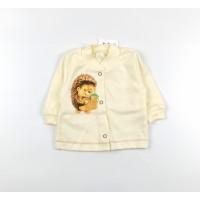 Кофточка детская арт. F005 желтый