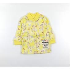 Кофточка детская арт. 00012001 желтый
