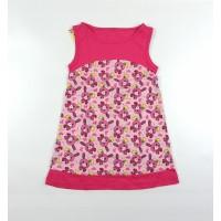 Платье детское арт. ПЛ-712 зайцы