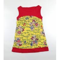 Платье детское арт. ПЛ-712 коровы