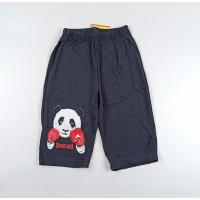 Шорты детские арт. Ш-415 темно-серый панда