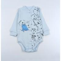 Боди детское арт. КЛ.290.040.0.232.005 голубой
