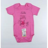 Боди детское арт. ПК-1502 розовый