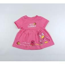 Платье детское арт. ПЛ-735 розовый