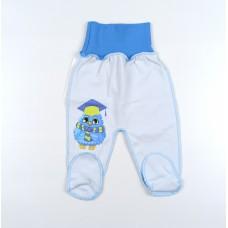 Ползунки детские арт. F007 голубой