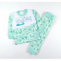 Пижама утепленная арт. MMG005 ментол