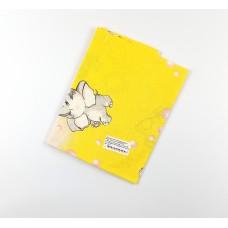 Пеленка арт. ПЛ-11 желтый
