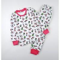 Пижама с микроначесом арт. SM678-1