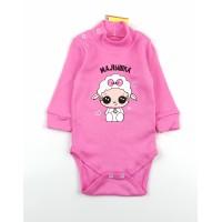Боди детское арт. ПК-1511 розовый