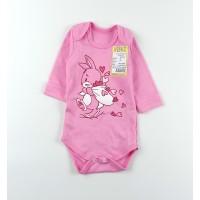 Боди детское арт. ПК-1504 розовый