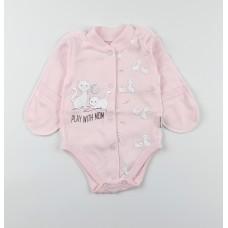 Боди детское арт. КЛ.290.140.0.280.005 розовый