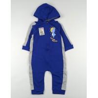 Комбинезон детский с микроначесом арт. 11023001 синий-2