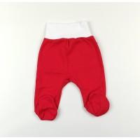 Ползунки детские арт. 4-117 красный
