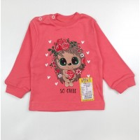 Кофточка детская арт. КФ-904 розовый