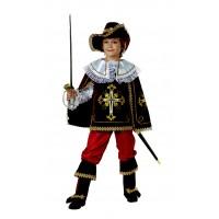 """Карнавальный костюм """"Мушкетер Короля бордо"""" арт.909 Карнавал-премьер"""