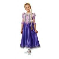 """Карнавальный костюм """"Принцесса Рапунцель"""" арт.7065 Карнавальная ночь"""