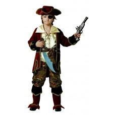"""Карнавальный костюм """"Капитан Пиратов"""" арт.923 Карнавал-премьер коричневый"""