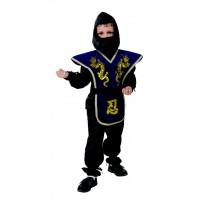"""Карнавальный костюм """"Ниндзя"""" арт.7028-1 Карнавальная ночь синий"""