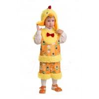 """Карнавальный костюм """"Цыплёнок Миня"""" (Плюшки-зверюшки) арт.5313"""