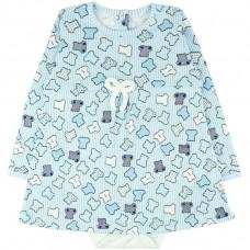 Боди-платье для девочки арт. 10462010