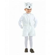 """Карнавальный костюм """"Медведь белый"""""""