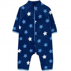 Комбинезон флисовый детский арт. 0991600103 синий