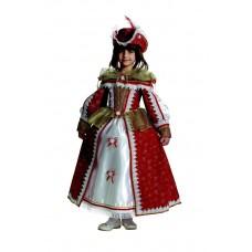 """Карнавальный костюм """"Королева Мушкетеров"""" арт. 906"""