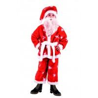 """Карнавальный костюм """"Санта Клаус"""" детский мех"""