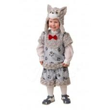 """Карнавальный костюм """"Котёнок Барсик"""" (Плюшки-зверюшки) арт.5307"""