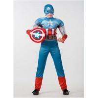 """Карнавальный костюм """"Капитан Америка. Мстители"""""""